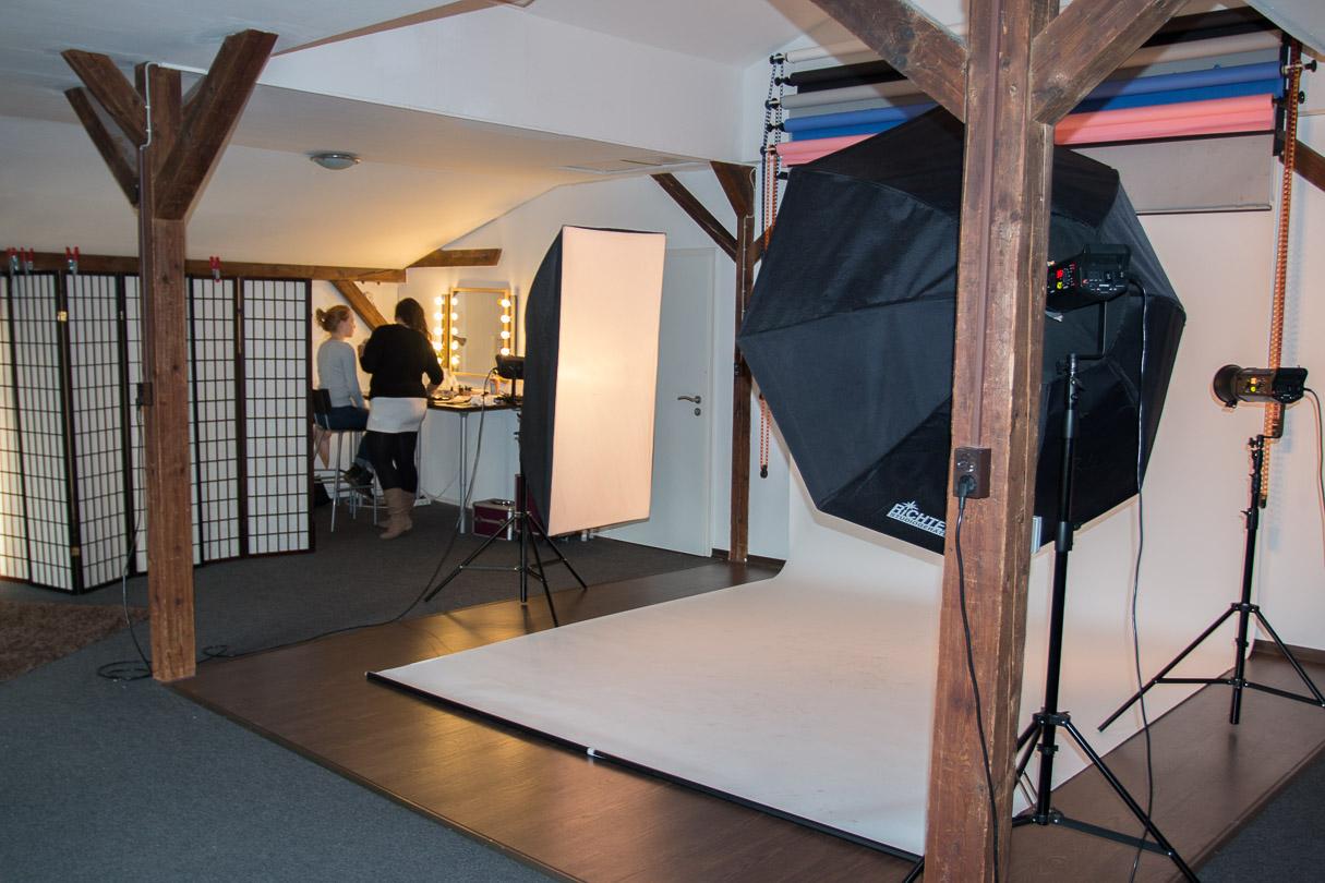 ZEBRASTEIN im Studio